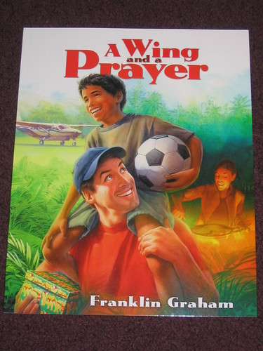 "Free Children's Book ""A Wing And A Prayer"""
