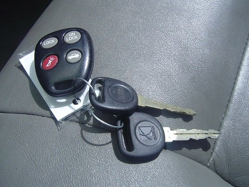 Car Alarms With Keyless Entry