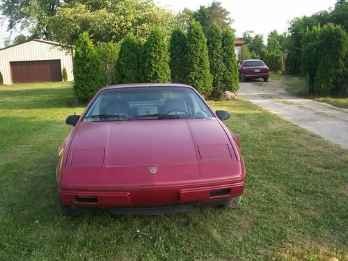 1984 Pontiac Fiero Se. nomadinx#39;s photostream (27) middot; 1984