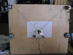 cnc drawing (connors934) Tags: fab make cnc favorited cncrouter shopbot makerfaire fablab makerfaireaustin makerfaireaustin2007
