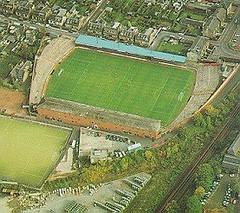 Brockville Park, Falkirk (tcbuzz) Tags: football brockville falkirk