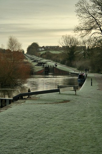 Devizes Lock Photo 4