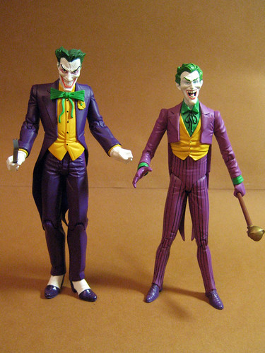 A couple of Jokers