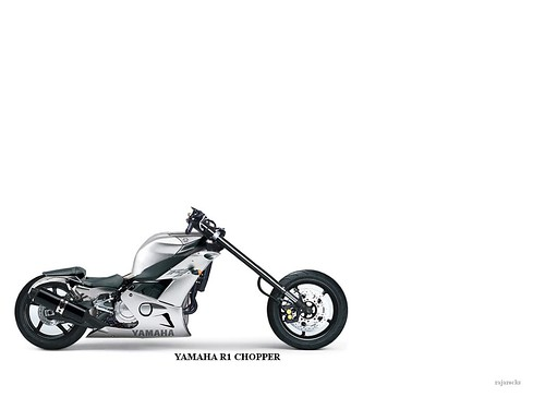 wallpaper yamaha r1. Yamaha R1 Chopper