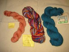 Prize Yarn!!!