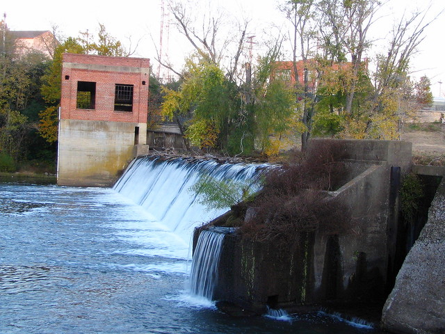 Dam on the Duck River - Shelbyville, TN #2