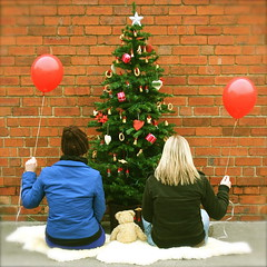 The red balloon diaries *8 (cattycamehome) Tags: christmas winter decorations girls tree wall tag3 taggedout balloons festive hearts star women bravo tag2 december tag1 heart teddy quote baloon bricks theend dream christmastree dreaming brickwall teddybear dreams redballoon catherineingram ashleighbrilliant mywinners abigfave december2007 cattycamehome redballoondiaries