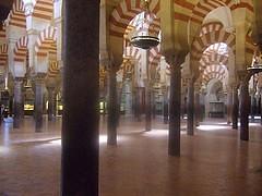 interno Mezquita - Cordova