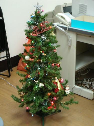 軌道實驗室聖誕樹 - 5