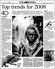 """My Papua pix in """"The Times"""" ! (Eric Lafforgue) Tags: pictures photo newspaper picture culture tribal tribes png tribe papuanewguinea ethnic publication publish papu ethnology thetimes  ethnologie ethnique papous papuaneuguinea lafforgue papuanuovaguinea  ethnie ericlafforgue papuan papouasienouvelleguine mounthagenshow papuans papoeanieuwguinea papusianovaguin mthagenshow ericlafforguecom beteille   papuanewguineapicture papuanewguineapictures paouasienouvelleguinephoto papouasienouvelleguineephotos papuanewguineanpeople mthagenfestival mounthagenfestival maquillagemounthagen maquillagemthagen makeupmthagen papanuevaguinea augustfestival    paapuauusguinea  papuanovaguin papuanovguinea   bienvenuedansmatribu"""