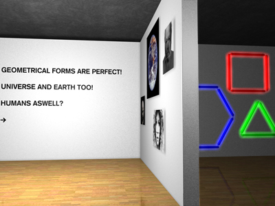 Exhibition «Are we perfect?»