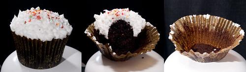 Cupcake Triptych