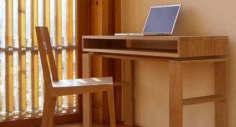 simple desk designs