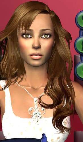 Leona Lewis Sim by xxStephy.