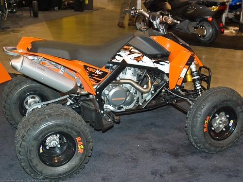 2008 KTM 450XC ATV