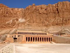 Egypt-4B-042 - Temple of Hatshepsut