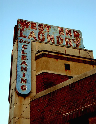 West End Laundry