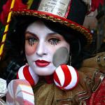 Venezia , la pui bella del carnavale 2008