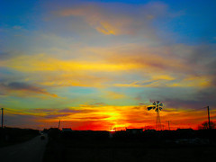 Color mix..... (pantherinia_hd Anna A.) Tags: road travel sunset sky sun windmill colors nova clouds island mediterranean aegean hellas greece experimentation rhodes vacations rodi breathtaking heartfelt smrgsbord  goldenglobe blueribbonwinner   10faves   golddragon abigfave  platinumphoto anawesomeshot colorphotoaward impressedbeauty ultimateshot lifebeautiful ysplix amazingamateur theunforgettablepictures brillianteyejewel photofaceoffwinner theperfectphotographer top20sunsetsofourhearts fdream novaphoto       mygearandme mygearandmepremium mygearandmebronze mygearandmesilver