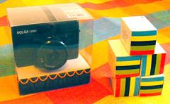 Holga 135BC + Film