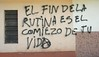 ComieNzo...!!! (CUSQUENIAN) Tags: peru pared graffiti la grafitti florida cusco perú andes popular 2008 ramiro andino andean peruvian pinta ande andina frase expresion portilla escrito dicho qosqo moreyra cusquenian wánchaq perunvian