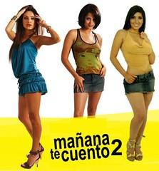 Mañana te cuento 2 movie poster