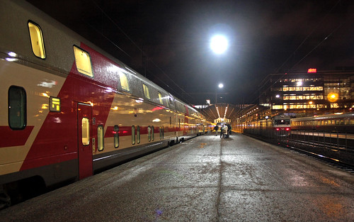 IMG1417. Kemijärven yöjuna Helsingissä