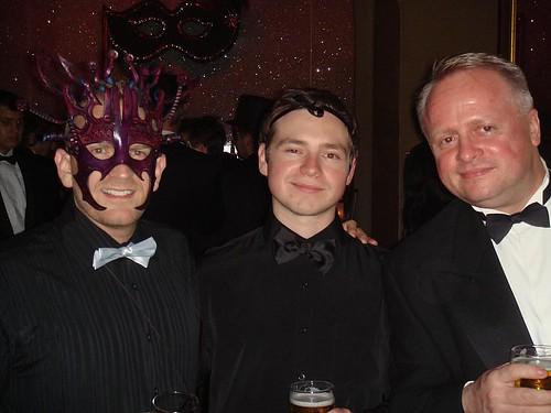 Me, Luke & Markus