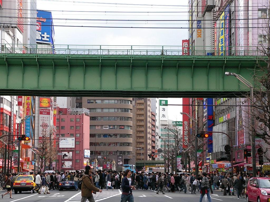 Akihabra street