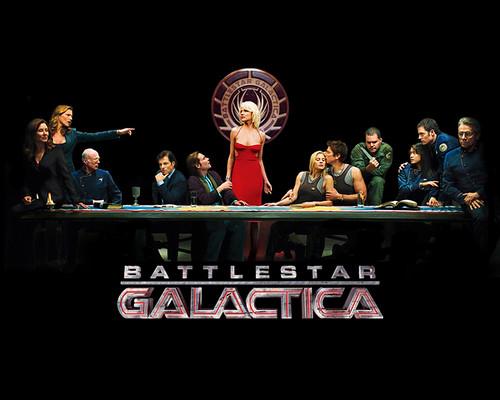 La Cène de Battlestar Galactica