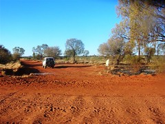 The Gunbarrel Highway (nantiriah) Tags: highway south australia outback gunbarrel