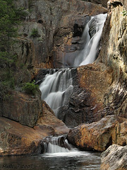 Smalls Falls, Maine (Michelle in NY) Tags: landscapes waterfall maine canons2is smallsfalls neutraldensityfilter michellegreene michelleinny wwwmichelleneacycom michelleneacygreene