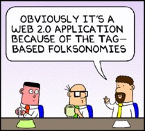 dilbert on folksonomy