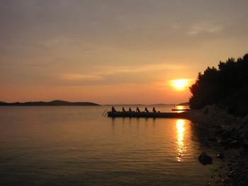Island Pasman, Kroatia, europe