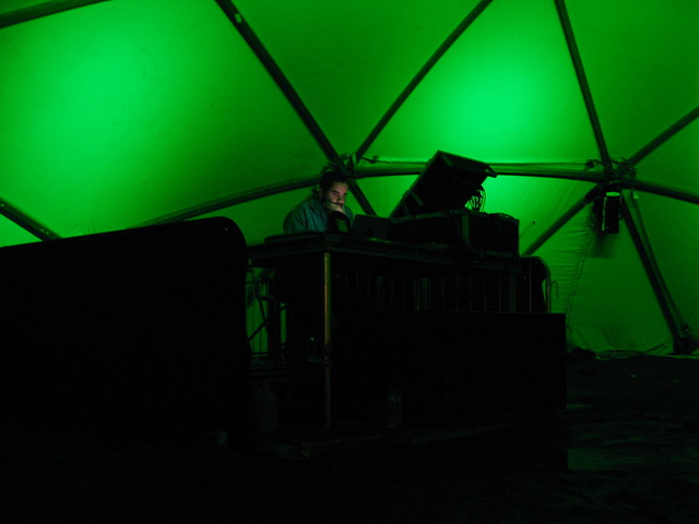 Glade festival, England, July 2007