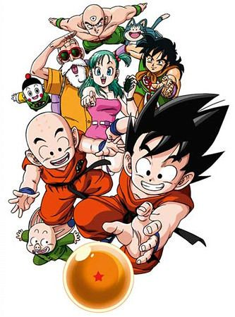 Dragon Ball DS par wildgames