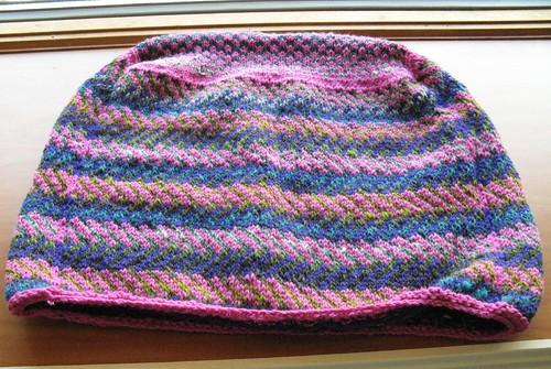 ZBagZ knit bag