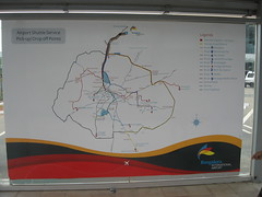 This is the Route Map.  For city to BIAL services and timings go to http://www.mybmtc.com/airportservices If out of service go instead to  http://mpvinay.blogspot.com/2009/09/bmtc-vayu-vajra-volvo-service-to.html (rednivaram) Tags: trip bus airport parking bangalore pickup terminal route shuttle points service hal hebbal majestic connectivity bia dropoff bias whitefield mctc koramangala bmtc routemap bengaluru suvarna jpnagar bial electronicscity vayuvajra jeevanbhimanagar