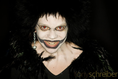 Death Note Ryuk Cosplay