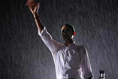Obama Rally - Fredericksburg, VA