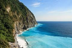 Qingshui Cliffs (dawn.tranter) Tags: landscape nationalpark environment nature ocean waters azure pacificocean cliffs qingshui taiwan dawntranter