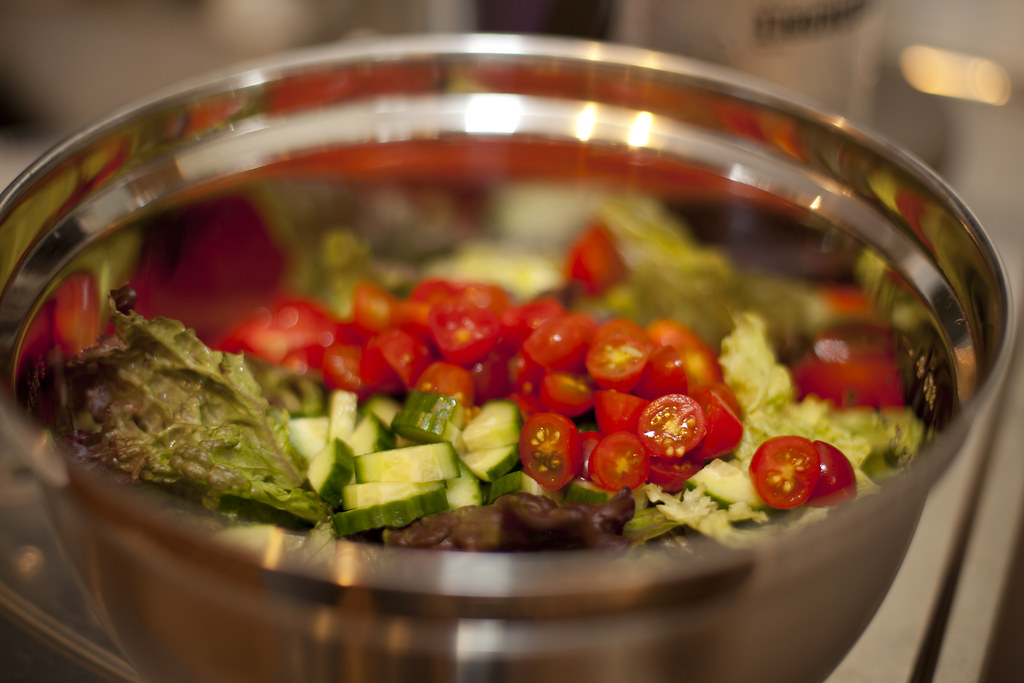Passover Seder Salad