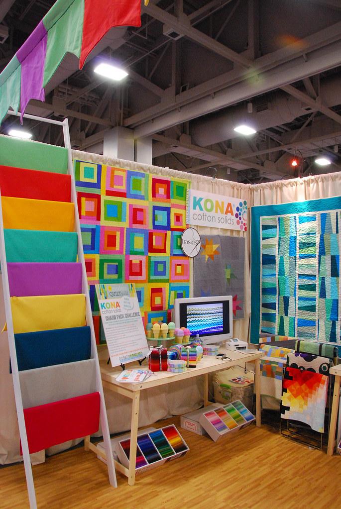 Spring Market - Kona Solids