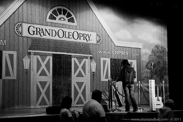 Grand Ole Opry at the Ryman