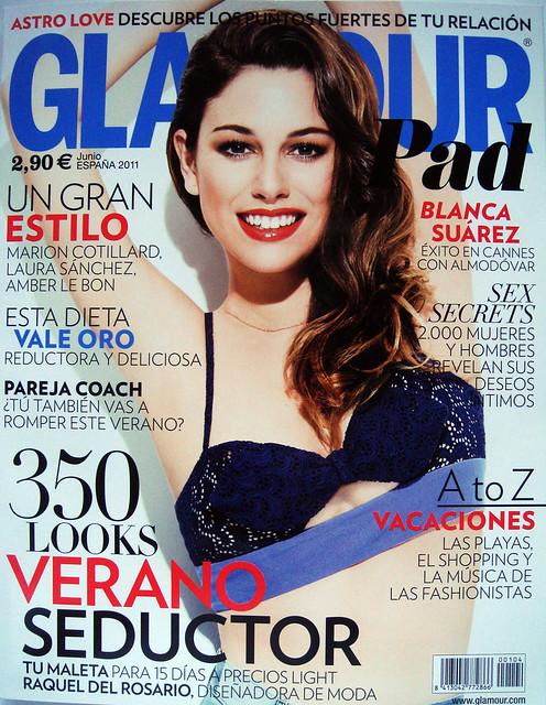 Gemmasu Glamour portada