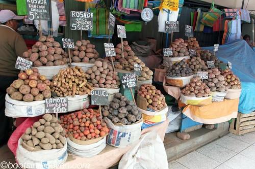 More potatoes