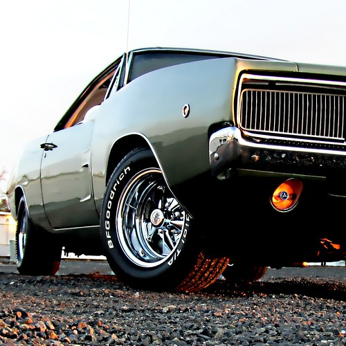 1968 Dodge Charger R/T Avatar - Orangelight II