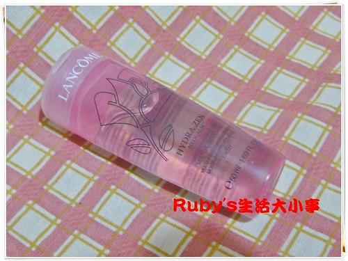蘭蔻粉紅泡泡凝露 (1)