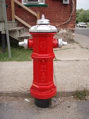 Trois-Rivires, Saint-Franois-Xavier/Richard (myrique baumier) Tags: hydrant 66 ludlow cr90 bornefontaine troisrivires canadianludlow