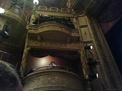Boxes, New Victory Theater (Randi Mason) Tags: newyorkcity theater gaiman neilgaiman davemckean wolvesinthewalls newvictorytheater thewolvesinthewalls nationaltheaterofscotland newvicfamily